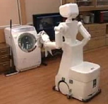 روبات کارگر