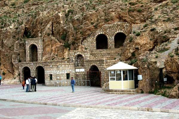 آشنایی با غار کتله خور - زنجان