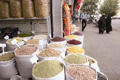 کاهش واردات باعث افزایش ۳ برابری قیمت حبوبات شد
