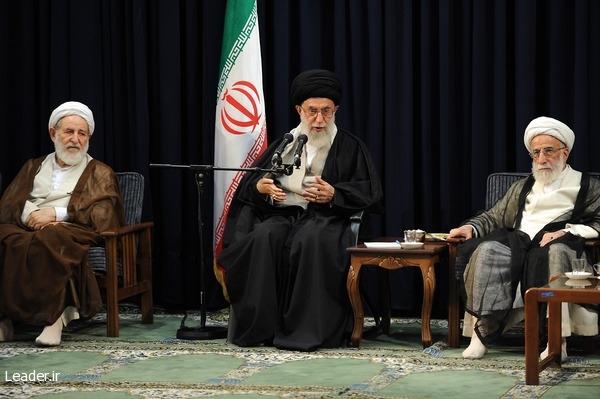 آیتآلله خامنهای مقام معظم رهبری