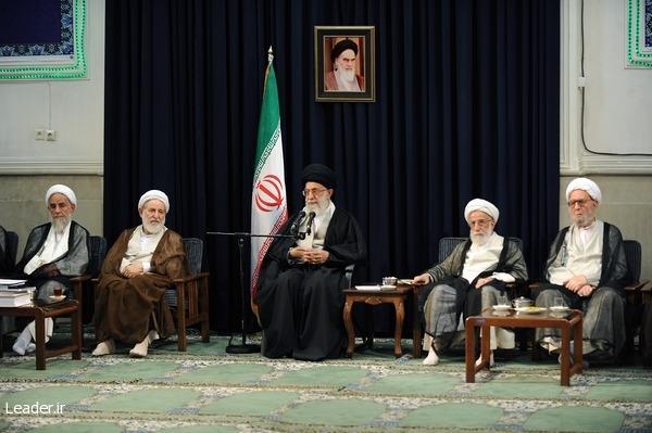 آْیت الله خامنهای رهبر معظم انقلاب