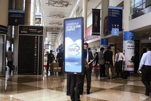 دوبی - نمایشگاه جیتکس