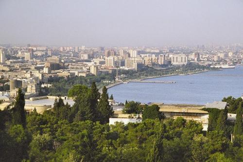 بازار مصالح ساختمانی ایران در جمهوری آذربایجان