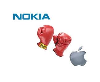درگیری اپل و نوکیا