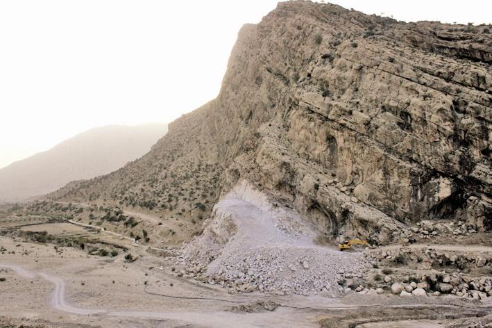 جادههایی که به محوطههای تاریخی میرسند