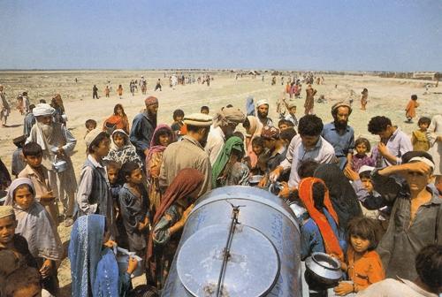 کمبود آب - جمعیت