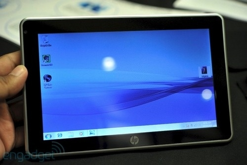 Hp Slate500 tablet computer