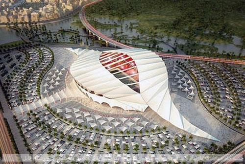 ورزشگاههای تمام خورشیدی قطر برای جام جهانی 2022