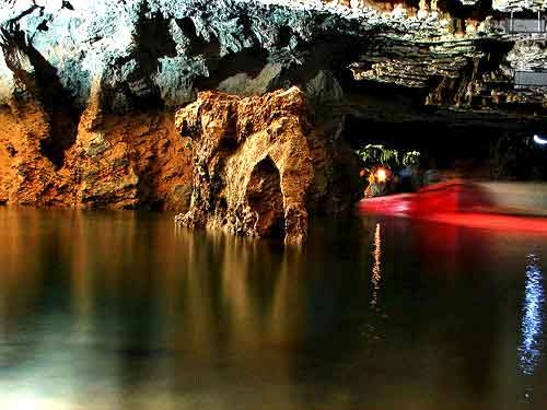 آشنایی با غار علیصدر - همدان