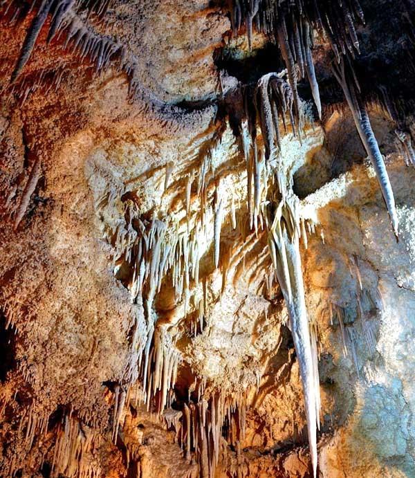 آشنایی با غار امجک - مرکزی