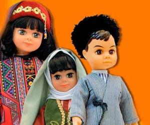 عروسک های کارا و کوشا