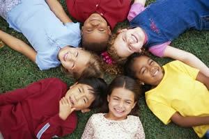چاقی کودکان در برخی نژادها بیشتر است