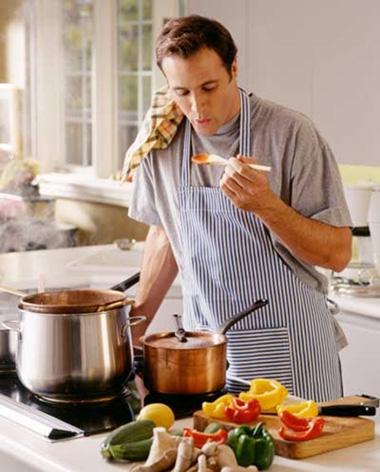 طبخ غذای سالم