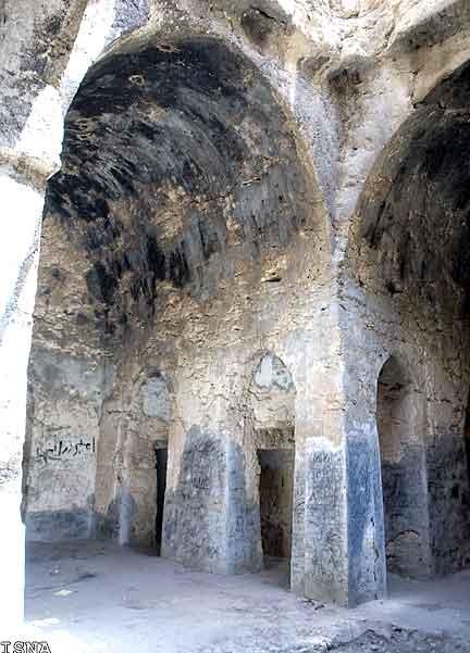 آشنایی با آتشکده آذرخش - فارس