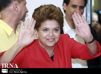 دیلما روسف، کاندیدای انتخابات ریاست جمهوری برزیل