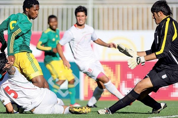 شکست تیم امید این بار مقابل امیدهای آفریقای جنوبی