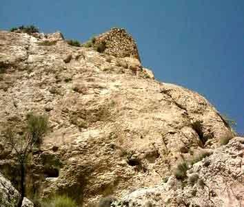 آشنایی با قلعه دختر روستای دوان - فارس