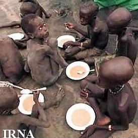 925 میلیون نفر از مردم جهان گرسنه هستند