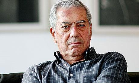 ماریو وارگاس یوسا برنده جایزه نوبل ادبیات 2010 شد
