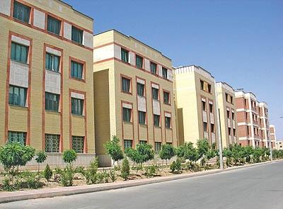 تحویل تمامی واحدهای مسکونی مهر تا پایان شهریور 90