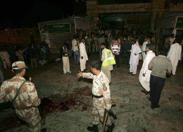 تدابیر امنیتی در کراچی