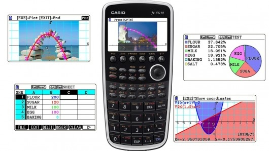 CASIO PRIZM CALCULATOR