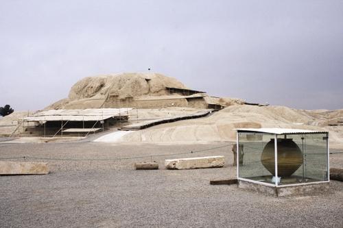 کاشان - منطقه باستانی سیلک