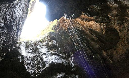 آشنایی با غار زینهگان - ایلام