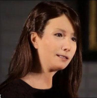 روبات هنرپیشه