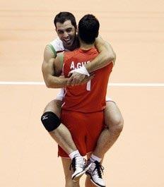 والیبال ایران گوانگچو