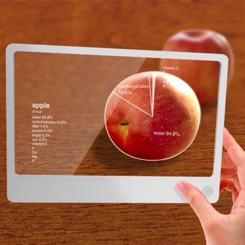 معرفی یک تکنولوژی جذاب؛ تلفن همراه، جستجوی همراه، اسکنر، صفحه قابل لمس و ...