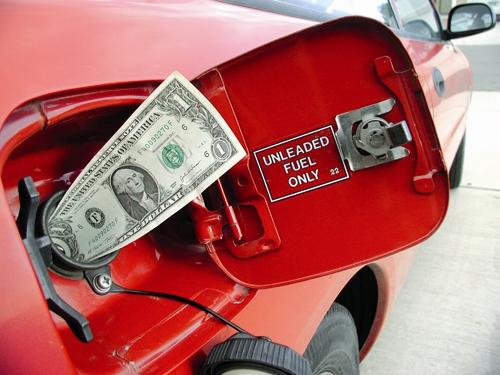 خودرو - باک بنزین