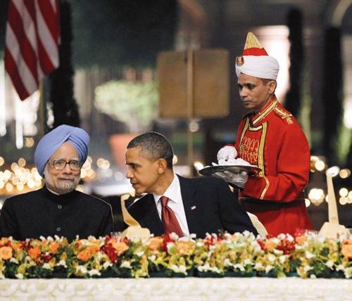 اوباما - هند