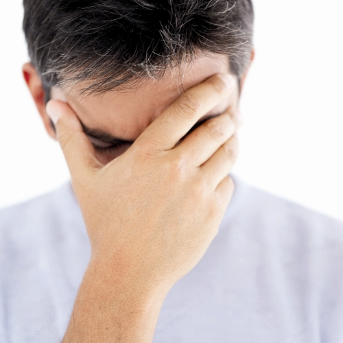 مرد - اختلال روانپزشکی