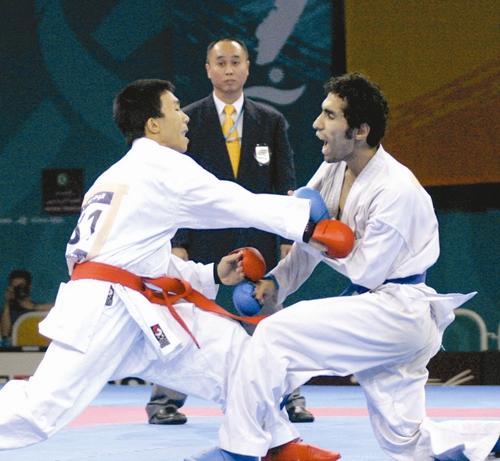 ورزش - کاراته
