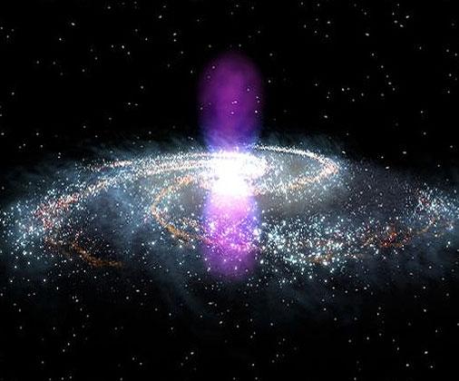 حباب کهکشان راه شیری