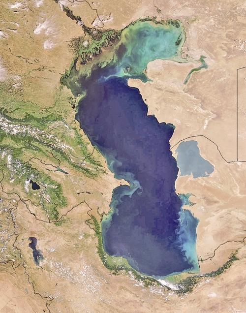 تعارض اهداف سیاسی آمریکا و مزیتهای ژئوپلیتیک ایران در خزر