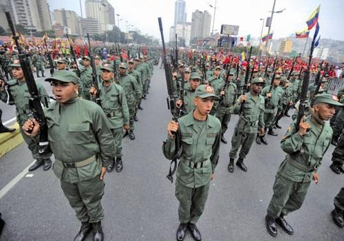 ونزوئلا - ارتش