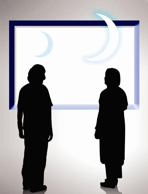 طرح - زن و مرد
