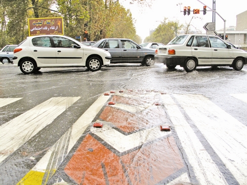 خودرو - خیابان