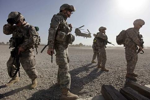 Bis 2014 sollen alle Kampftruppen abziehen, meint die Regierung Obama