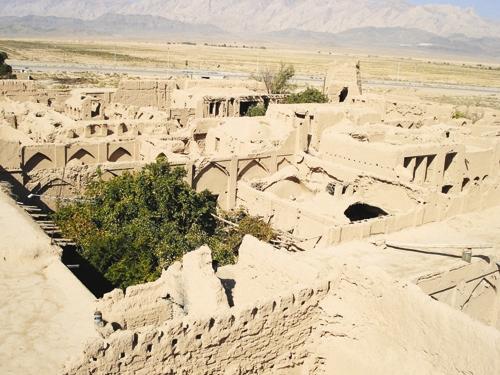 یزد - روستای متروکه