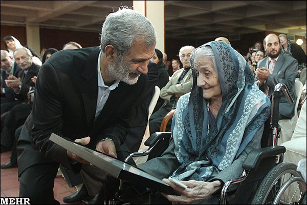 بزرگداشت برای نخستین بانوی فیزیکدان ایران