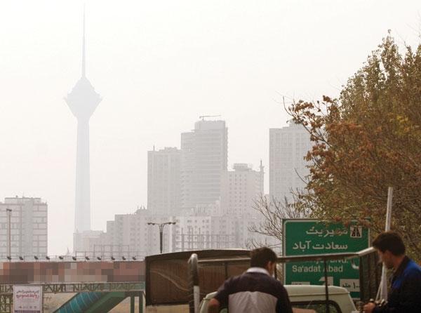 آلودگی هوا