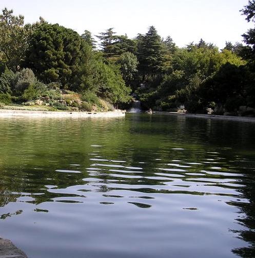 آشنایی با باغ گیاهشناسی ملی ایران