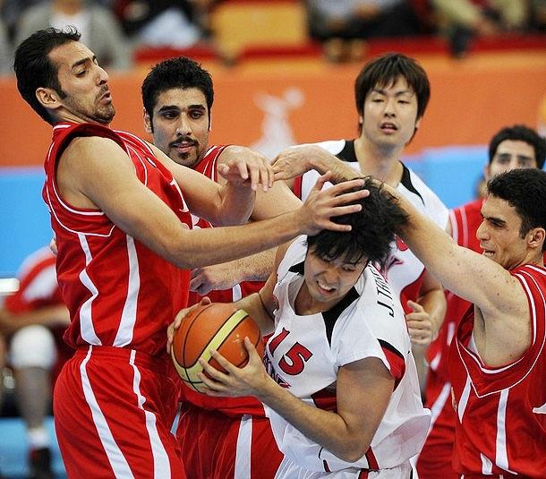نتایج زنده بسکتبال ژاپن