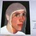 چهره زن ایرانی باستانی