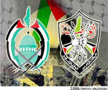 گفتوگوی سران فتح و حماس در دمشق