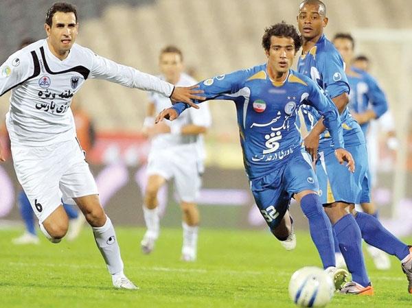 فوتبال استقلال شاهین
