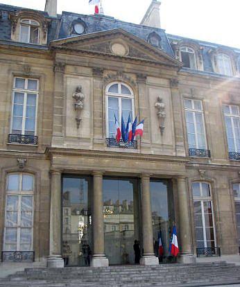 اعضای کابینه فرانسه معرفی شدند